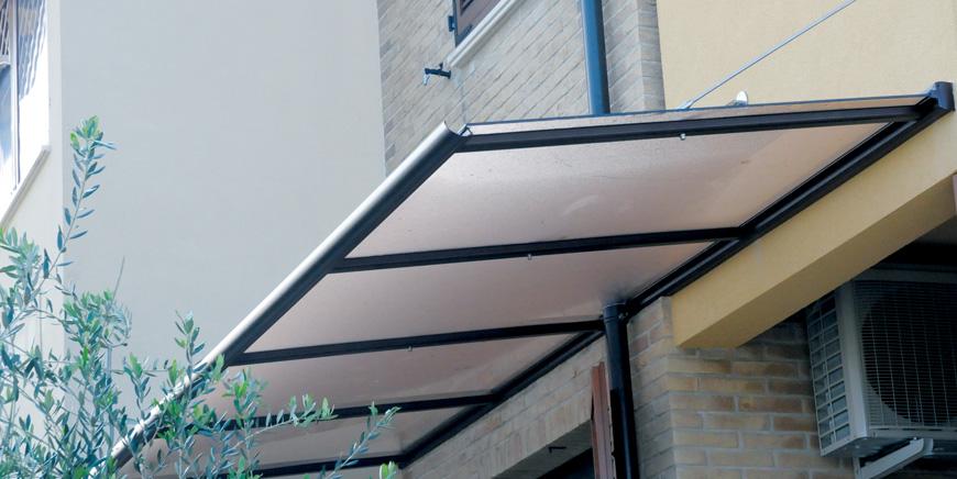 Systemglass coperture trasparenti - Mensole da esterno ...
